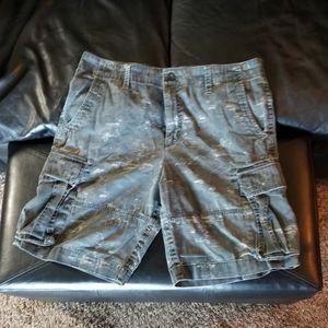 Magellan Men's cargo shorts size 36